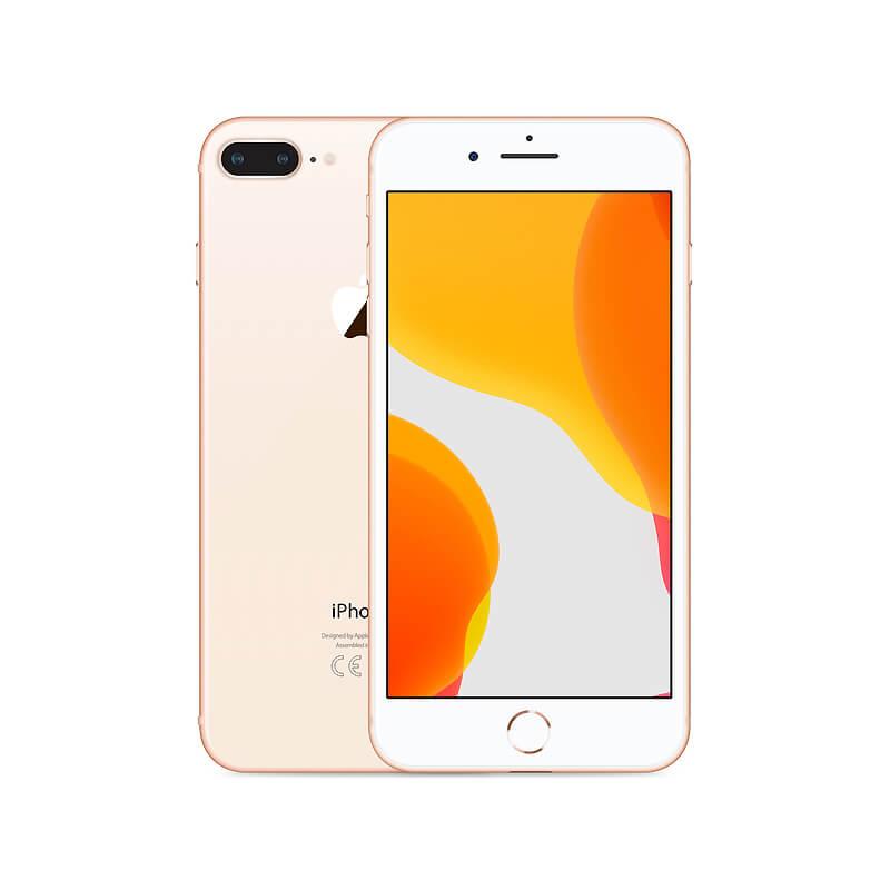 Refurbished iPhone 8 Plus Goud bij Mobisite