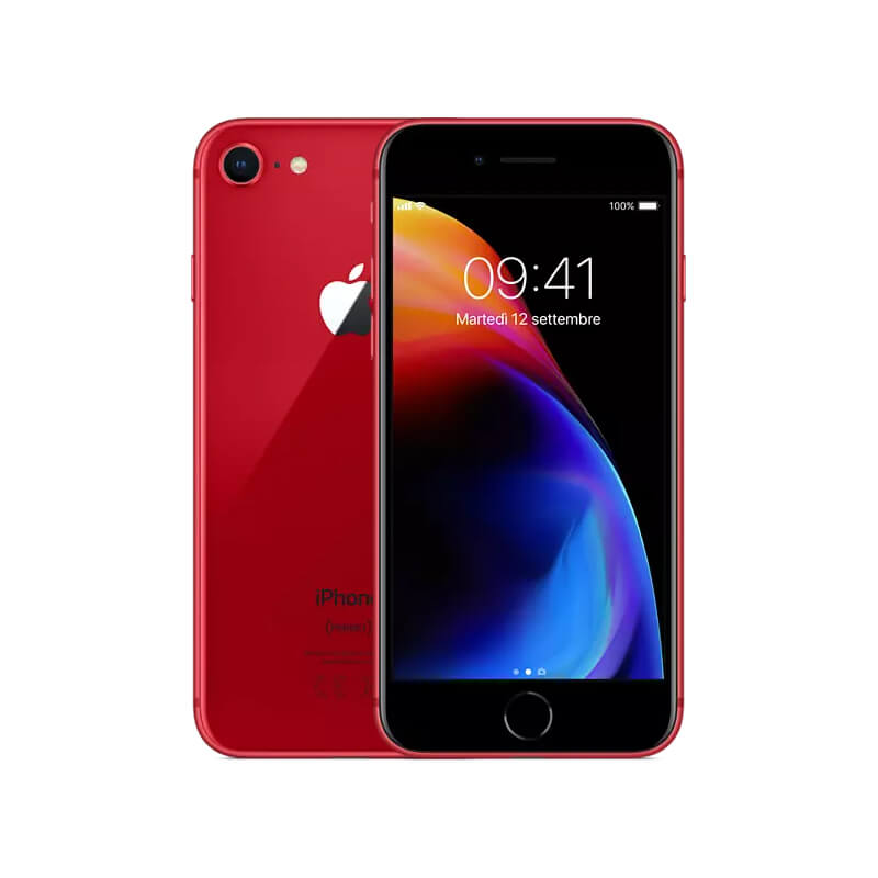 iPhone 8 Rood refurbished
