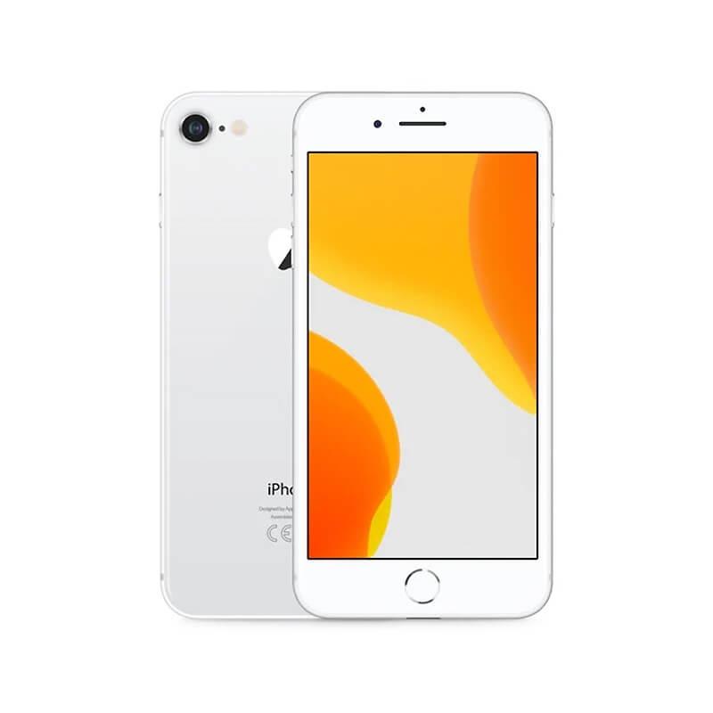 iPhone 8 zilver los toestel