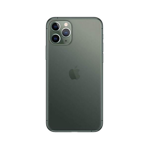 Refurbished iPhone 11 Pro Groen achterkant bij Mobisite