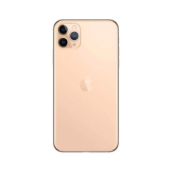 Refurbished iPhone 11 Pro Max Goud achterkant bij Mobisite