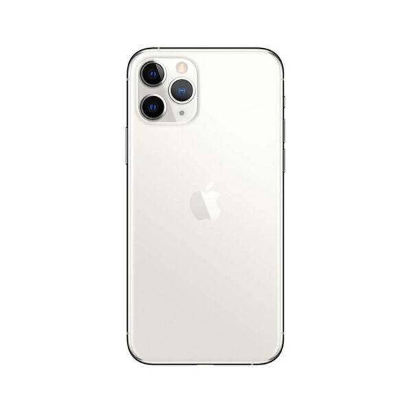 Refurbished iPhone 11 Pro Max Zilver achterkant bij Mobisite