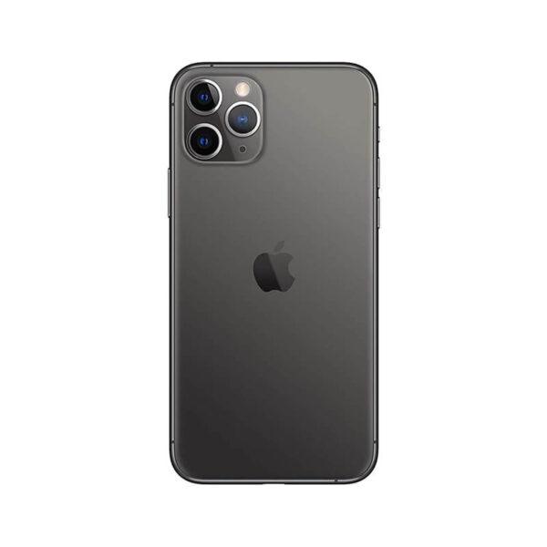 Refurbished iPhone 11 Pro Max Zwart achterkant bij Mobisite