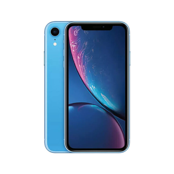 iphone xr blauw los toestel