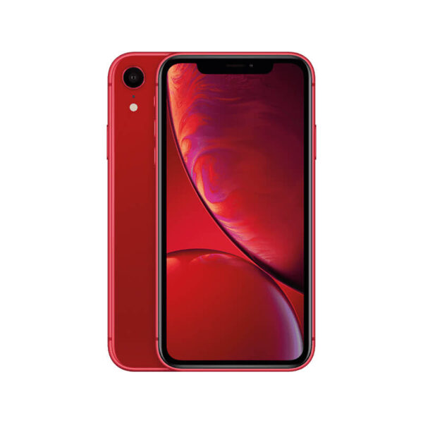 iphone xr rood 128gb