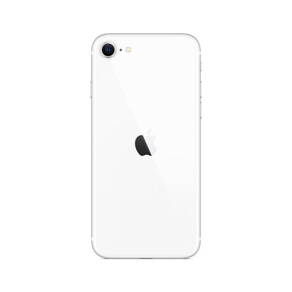 Refurbished iPhone SE 2020 Zilver bij Mobisite..